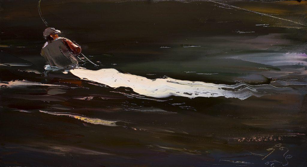 Fisherman artwork