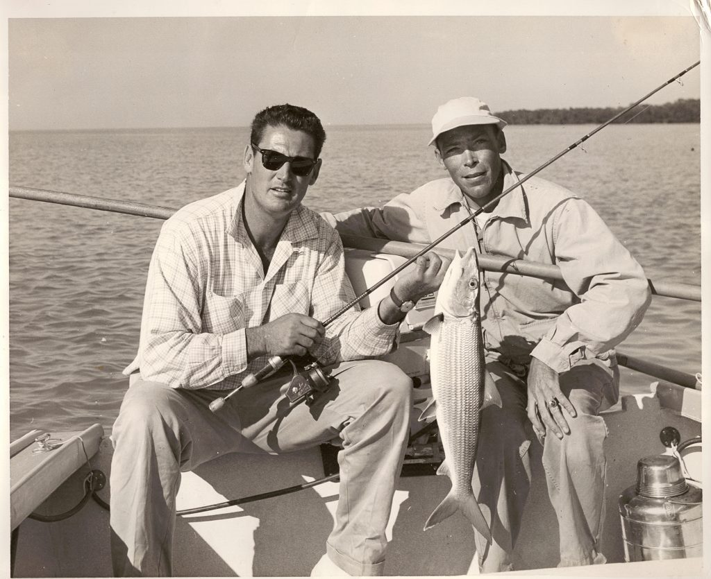 Stu Apte fly fishing